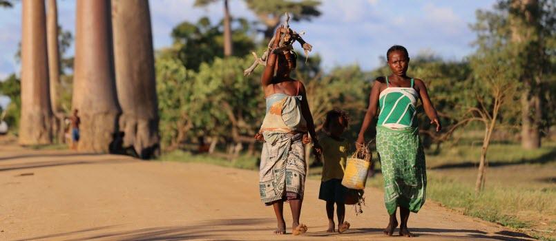 Safe Houses for the Girls in Kenya