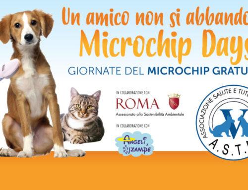 Microchip Days – Giornate del Microchip Gratuito
